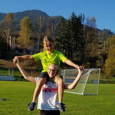 12.10.2018 - Sportplatz Jauern - letztes Training f���¼r Konditionswettkampf