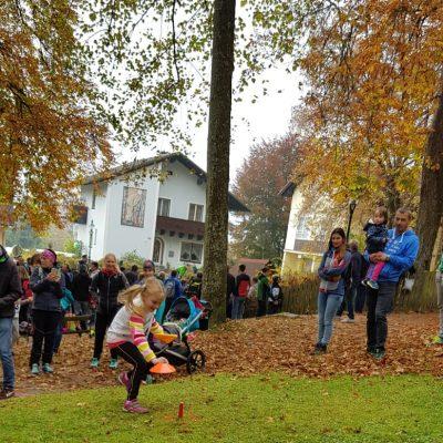 13.10.2018 - Konditionswettkampf in Aflenz