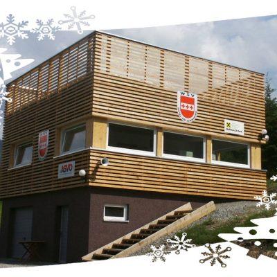 Neues Vereinshaus - 07.06.2003 (errichtet 2002)