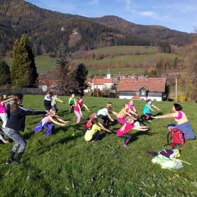 Outdoor-Training 17.10.2017