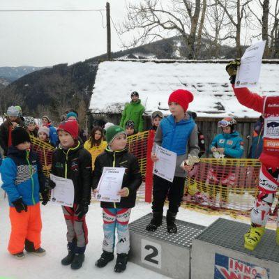 04.01.2018 Slalom Veitsch-Brunnalm