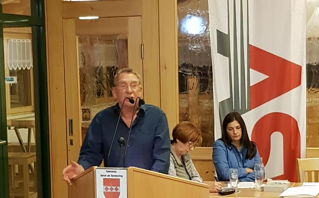 Generalversammlung am 10.11.2018