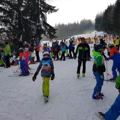 Bezirksschulskimeisterschaft 31.01.2019