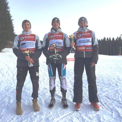 Winter Daniel, Hirschegger Stefan, Ochenbauer Christoph - SL Turnau 6.1.2020